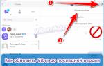 Как обновить мессенджер Viber — проверенные способы