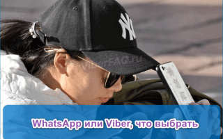 Что лучше, WhatsApp или Viber, обзор мессенджеров
