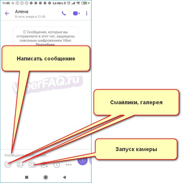 Меню СМС